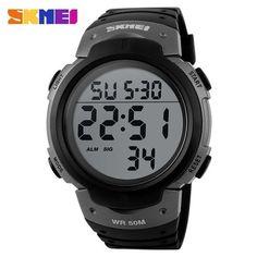 Watches Generous Sanda Luxury Brand Outdoor Men Watch Multifunction Waterproof Compass Chronograph Led Digital Sports Watches Modern Design
