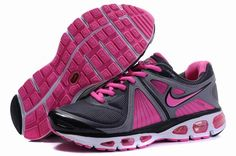 quality design 1353a fb59d Nike Air Max Tailwind 4 Wmns Running Shoe 207359 004 Grey Pink Black