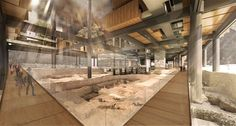 A hotel? An archaeology site? Or both? - World News