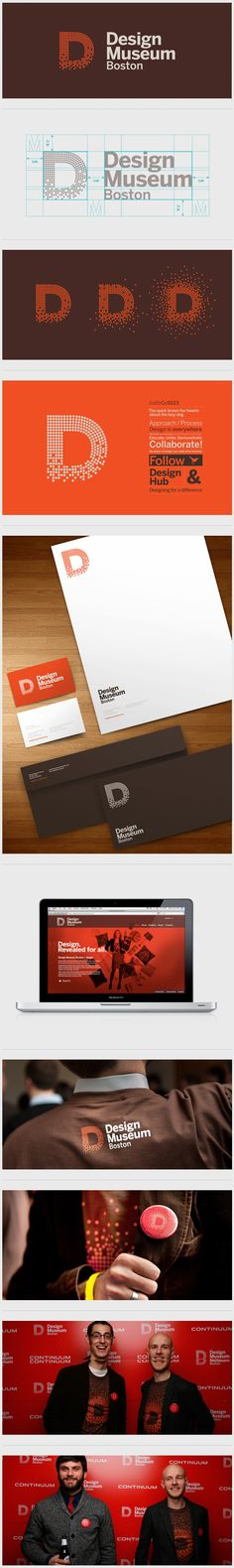 Design Museum Boston on Branding Served