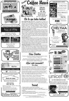 Coffee News Bilbao Nº21