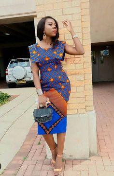 Ankara Xclusive: Top Rated Fashionable African Dresses For This Season - African Fashion Dresses African Fashion Designers, African Inspired Fashion, African Print Fashion, African Prints, Short African Dresses, African Fashion Dresses, Fashion Outfits, Ankara Fashion, Fashion Styles