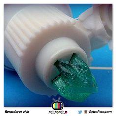 ¿Quién recuerda esta crema dental? Visita: http://www.retroreto.com.ve/
