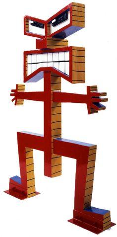 Kenny Scharf - Kahunka Chunka Chomper Stomper