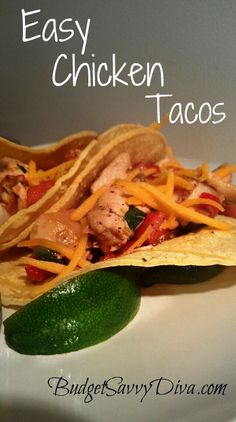 You must make these tacos. Kid - friendly and gluten - free