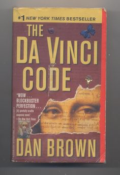 Used Dan Brown's Da Vinci Code.