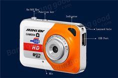 X6 Mini DV Mini DVR Camera Recorder Video Camera Mini Camcorder Sports DV/Camera Sale-Banggood.com Samsung Accessories, Photo Accessories, Dvr Camera, Photography Camera, Electronic Cigarette, Camcorder, Fujifilm Instax Mini, Videos, Smartphone