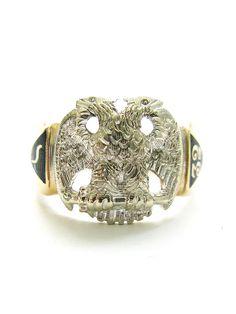 60s Masonic ring