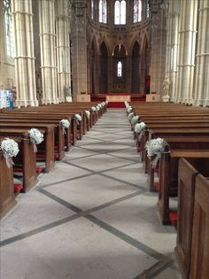 Cathedral full of Pew Ends #PewEnds #Gyp