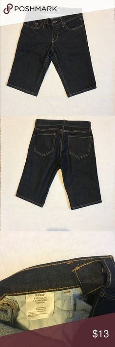 Old Navy the rockstar shorts . Size 4R.NWOT Old Navy the rockstar shorts . Size 4R. NWOT Old Navy Jeans