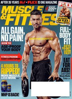 revista muscle in form juju