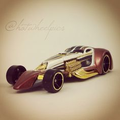 """Hammered Coupe - 2012 Hot Wheels """"Holiday Hot Rods"""" #hotwheels   #toys   #diecast   #Christmas"""