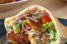 Falafel in Pita | EVO