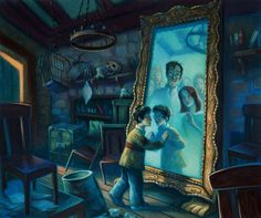 Rare Harry Potter illustrations by Mary Grandpré