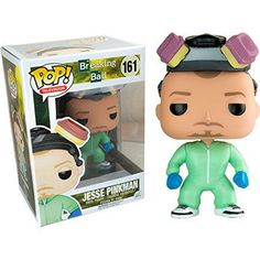 Funko Pop TV: Breaking Bad - Jesse Pinkman Green Suit EE Exclusive Vinyl Figure @ niftywarehouse.com #NiftyWarehouse #BreakingBad #AMC #Show #TV #Shows #Gifts #Merchandise #WalterWhite
