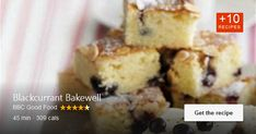 Baking doesn't have to be complicated – this simple fruity traybake is ready in 45 minutes. Available via bbcgoodfood.com. Bakewell, Bbc Good Food Recipes, Muffin, Baking, Simple, Breakfast, Good Food, Food Food, Patisserie