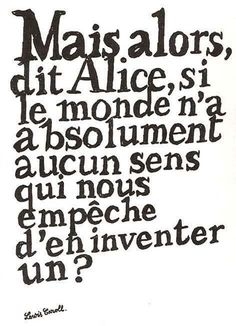 Alice au pays des merveilles on Pinterest | Alice In Wonderland ...