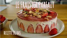 Dessert Ig Bas, Sans Lactose, Parfait, Panna Cotta, Nutrition, Cheesecake, Pudding, Healthy Recipes, Snacks