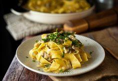 8 nagyon finom csirkés tészta 30 percen belül | NOSALTY Menu Planning, Gnocchi, Wok, Cantaloupe, Potato Salad, Potatoes, Meat, Chicken, Fruit