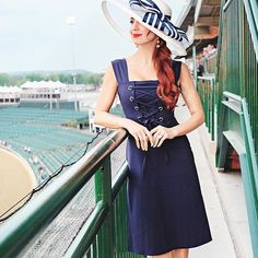 🐎 Dress: @giannibiniofficial at @dillards 🌹#derbystyle #kentuckyderby  #churchilldowns #derbyfashion Dillards, Churchill Downs, Top To Toe, Kentucky Derby, Sunrise, Outfits, Beautiful, Instagram, Dresses