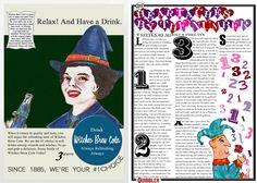 quibbler pages   Quibbler Printable
