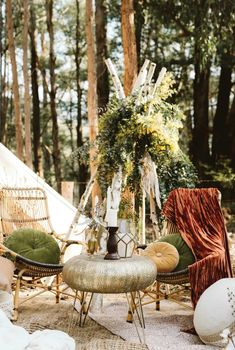 Boho Styling by The Hattie and Bairn Tribe Wedding Lounge, Wedding Chairs, Wedding Signs, Our Wedding, Wedding Ideas, Wedding Locations, Wedding Venues, Table Setting Inspiration, Boho Theme