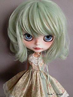 OOAK Custom Blythe Doll Yvette Suedolls | eBay