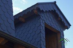 Ejecución de tejados de puzarra. Colocación de Pizarra en Tejados. #pizarra #pizarranatural #naturalslate #pizarra #ardoise