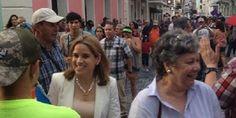 """@noticel: """"La alcaldesa de San Juan, Carmen Yulín Cruz, dijo el miércoles estar dispuesta a unirse a cualquier tipo de manifestación, incluyendo la desobediencia civil, junto a los opositores de la transacción de Alianza Público Privada del Aeropuerto Internacional Luis Muñoz Marín."""""""