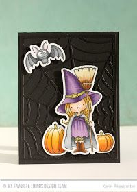 Witch Way is the Candy : Created by Karin