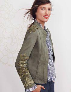 Granville Jacket WE541 Clothing at Boden