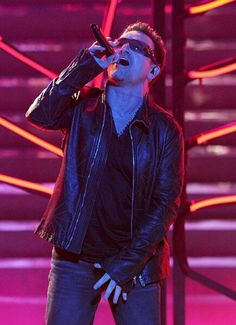 Bono en American Idol