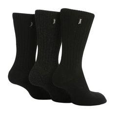 28eb48959 6 Pack Mens Jeep Wool Rich Hiking Walking Socks 712 Usa Black    You can