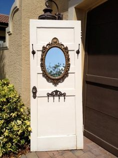 Repurposed Door Ideas | vintage repurposed door repinned from window door ideas by stacey ...