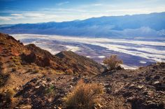 Dante's View Death Valley - Death Valley National Park - Near Las Vegas Attractions