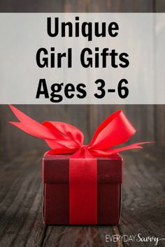 There are so many fun gifts for girls ages, 3-6. I love to try and find really unique girl gifts that will last vs. gifts that will just get thrown in the toy bin after a day or so. There are a few of the popular, mainstream toys on this list, but you might find a few things that your girls may not have seen before.