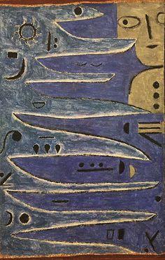 paul_klee Acrylic Painting Lessons, Watercolor Paintings Abstract, Watercolor Artists, Abstract Oil, Painting Art, Franz Kline, Willem De Kooning, Jean Michel Basquiat, Henri Matisse