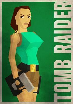 Tomb Raider classic by Kubi-Wan on DeviantArt Tomb Raider Game, Tomb Raider Lara Croft, Original Lara Croft, Laura Croft, Rise Of The Tomb, Saga, Easy Day, Fanart, Best Games