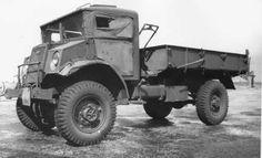 1944 GMC Dump