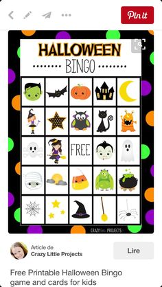 this halloween bingo game is the cutest that you will find eight free printable game boards that you can print and play at any halloween class party or