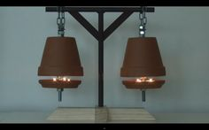 How to make a Flower Pot Heater. this is AWESOME! It uses tea lights to heat a whole room and will cut your electricity bill. Looks cool too! Will create light too Diy Flowers, Flower Pots, Clay Pot Crafts, Diy Crafts, Ideias Diy, Off The Grid, Clay Pots, Looks Cool, Decoration