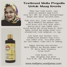 Testimoni Melia Propolis