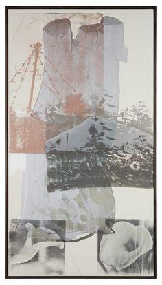 Slideshow:Robert Rauschenberg at Galerie Thaddaeus Ropac by Samuel Spencer (image 1) - BLOUIN ARTINFO, The Premier Global Online Destination for Art and Culture | BLOUIN ARTINFO