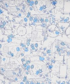 Liberty fabric ordered. Possibly cushions.