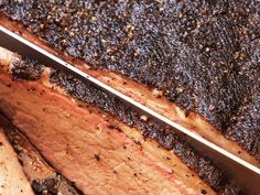 Good brisket is often called the Holy Grail of barbecue—an apt description, given how rarely you find good smoked beef brisket in the wild. Sous vide cooking changes all that by allowing even a novice Brisket Meat, Smoked Beef Brisket, Brisket Rub, Brisket Done Temp, Venison, Beef Recipes, Cooking Recipes, Spinach Recipes, Cooking Tips