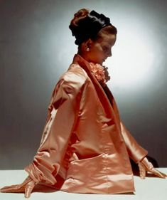 vintage everyday: Extraordinary Color Fashion Photography Taken During the 1940s…
