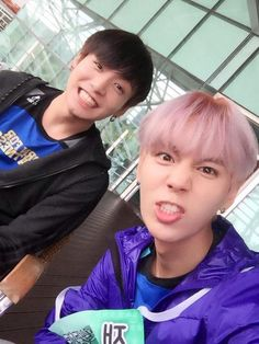 Boys Republic Suwoong with Jungkook ❤ #ISAC