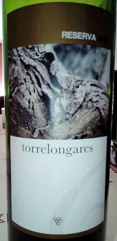 Torrelongares Reserva. Garnacha y tempranillo. Cariñena.