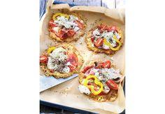 Lavkarbo-pizza med mozzarella | Tara.no