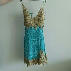 Selling this 🍾Juan Carlos Pinera Designer Dress in my Poshmark closet! My username is: treemuzic1. #shopmycloset #poshmark #fashion #shopping #style #forsale #Juan Carlos Pinera   #Dresses & Skirts